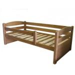Gyerek ágy leesésgátlóval 80x160
